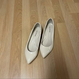 Call It Spring Nude Flats